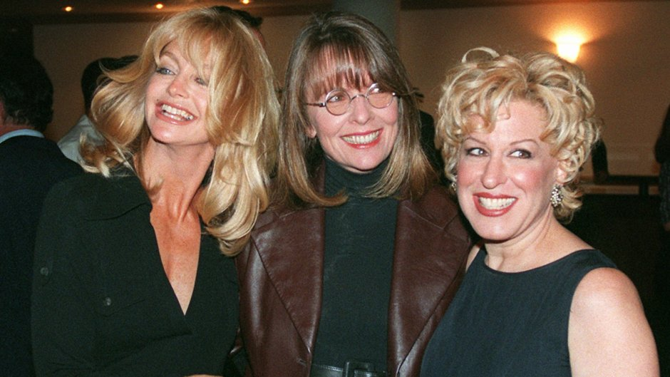 THE FIRST WIVES CLUB PREMIERE, LOS ANGELES, USA