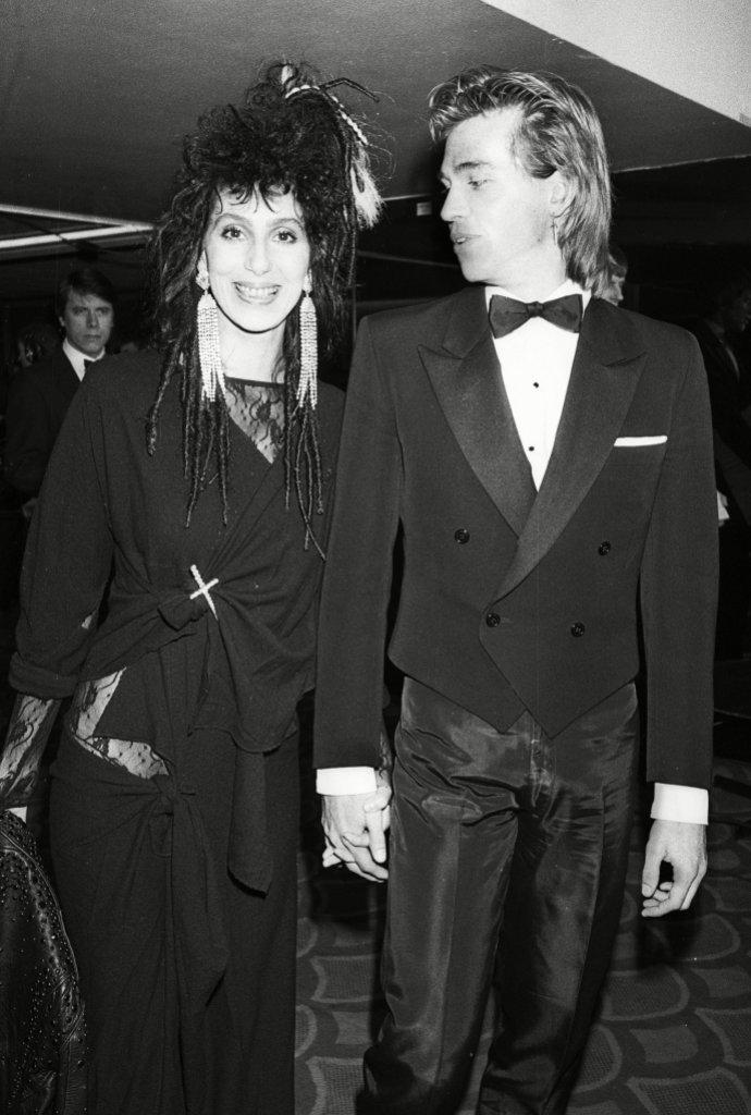 Val Kilmer and Cher