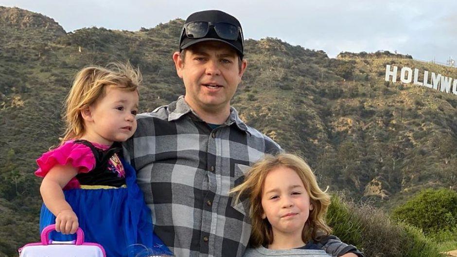 Jack Osbourne and his kids