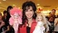 Marie Osmond doll signing at the Flamingo, Las Vegas, America - 13 Feb 2009