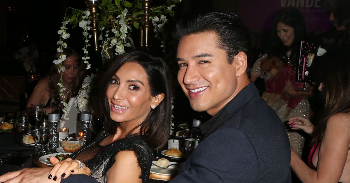 Mario Lopez Jokes Wife Courtney Will Get Pregnant In Quarantine