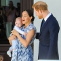 meghan markle prince harry son archie first easter
