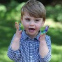 Prince Louis' Second Birthday Photos By Kate Middleton