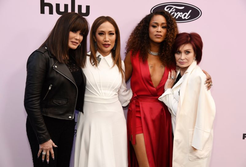 The Talk cast