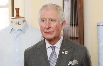 Prince Charles visits Emma Willis LTD, Gloucestershire, UK - 17 Feb 2020