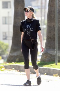 Melanie Griffith out and about, Los Angeles, USA - 23 Apr 2020