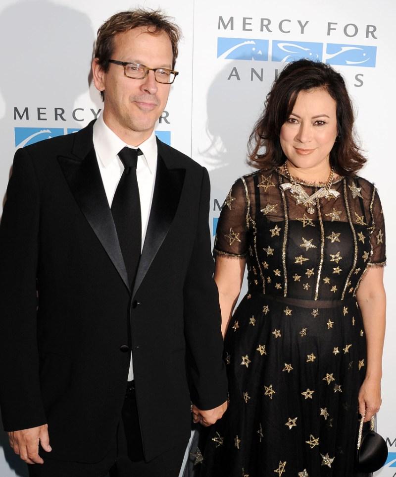 Jennifer Tilly husband