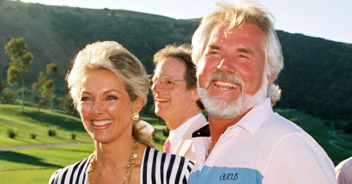 What Is Marianne Gordon S Net Worth Kenny Rogers Ex Is Doing Well