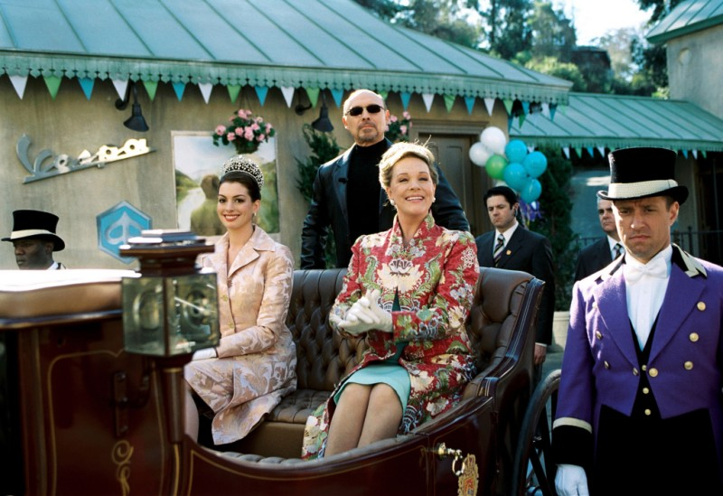 The Princess Diaries 2 - Royal Engagement - 2004