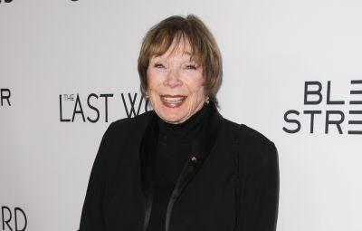 Shirley MacLaine Quarantine