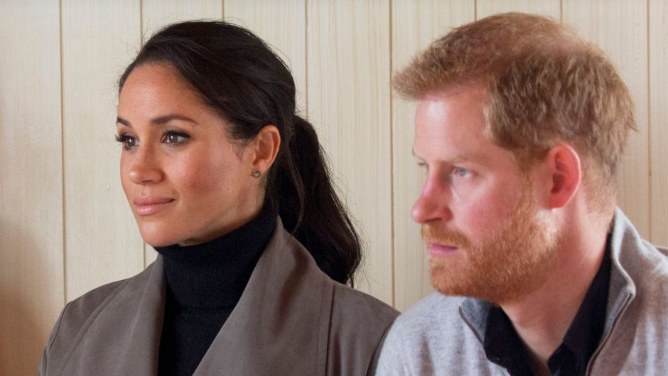 Prince Harry and Meghan Duchess of Sussex tour of New Zealand - 29 Oct 2018