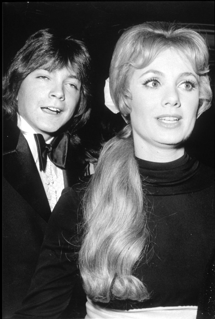 David Cassidy and Shirley Jones Photos