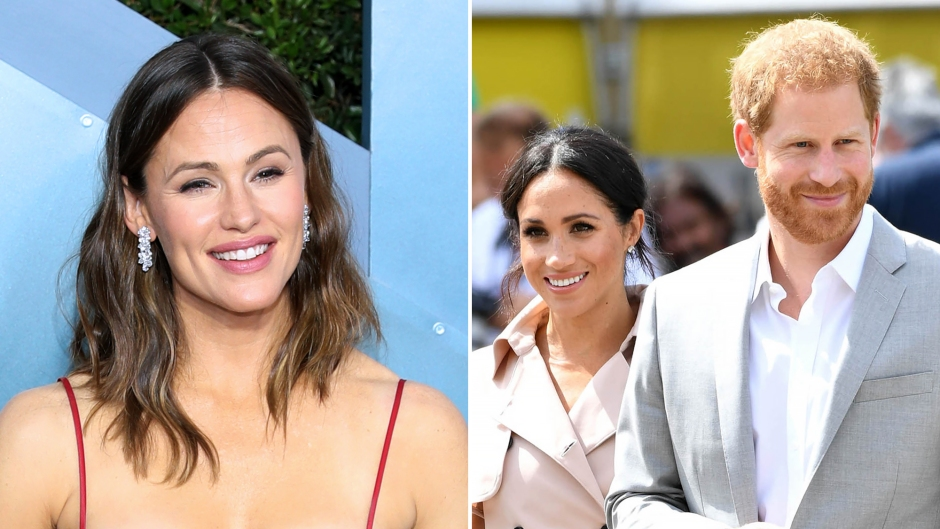 Jennifer Garner Thanks Harry and Meghan for Using Her Campaign to Celebrate Archie's Birthday
