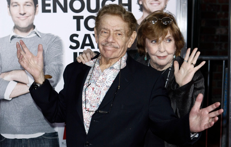 Jerry Stiller's Friends and Family Remember 'Likable' Actor Jerry Stiller