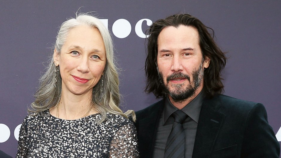 Keanu Reeves and Girlfriend Alexandra Grant Inspire Each Other on Every Level