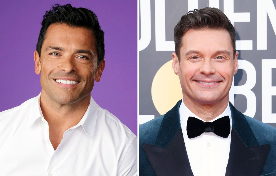 Kelly Ripa Husband Mark Consuelos Fills In Again for Ryan Seacrest After Her Cohost Skips Live