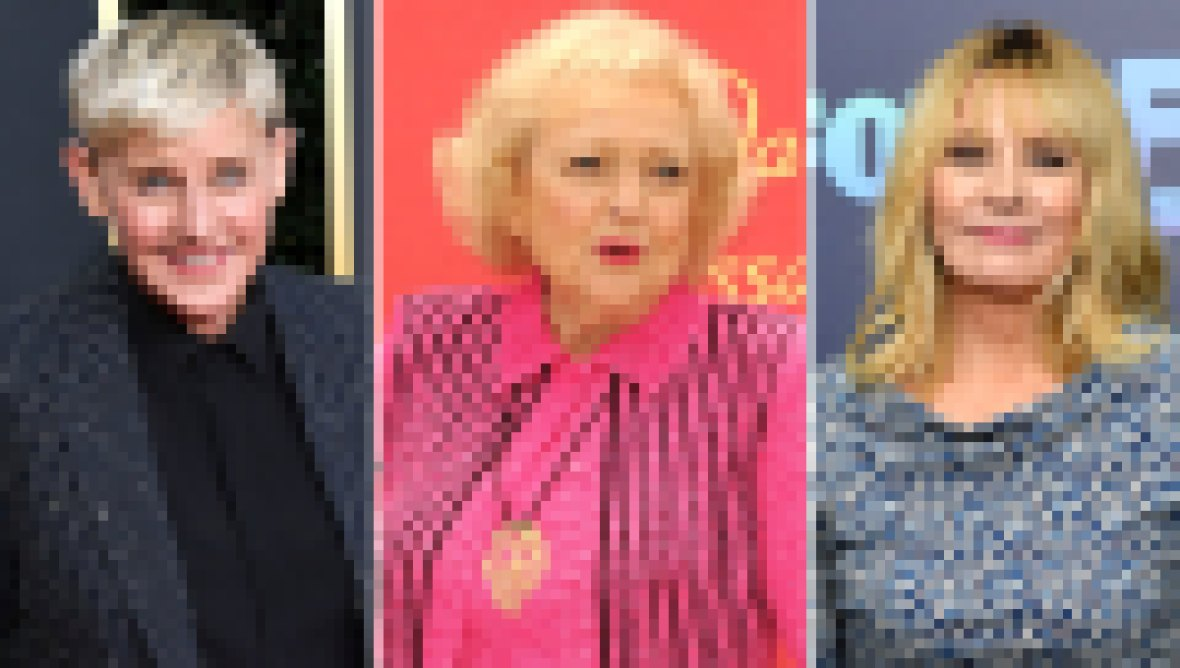 Parenthood Is Not For Everyone Ellen DeGeneres Betty White Kim Cattrall