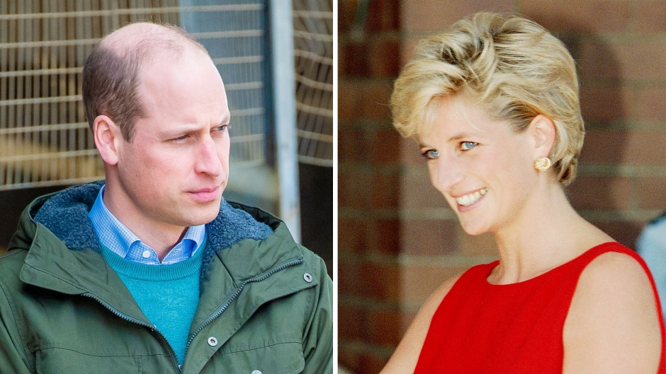 Prince William Says Parenthood Brought Back Traumatic Emotions of Mom Princess Diana Death