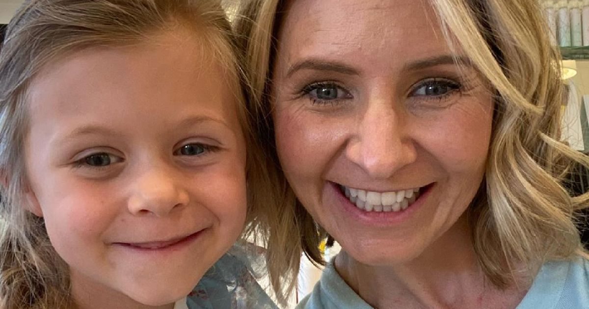 Beverley Mitchell Reveals Why She Made Her Kids an Instagram Account