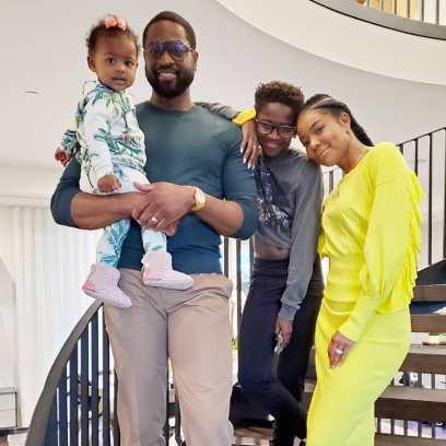 Gabrielle Union family