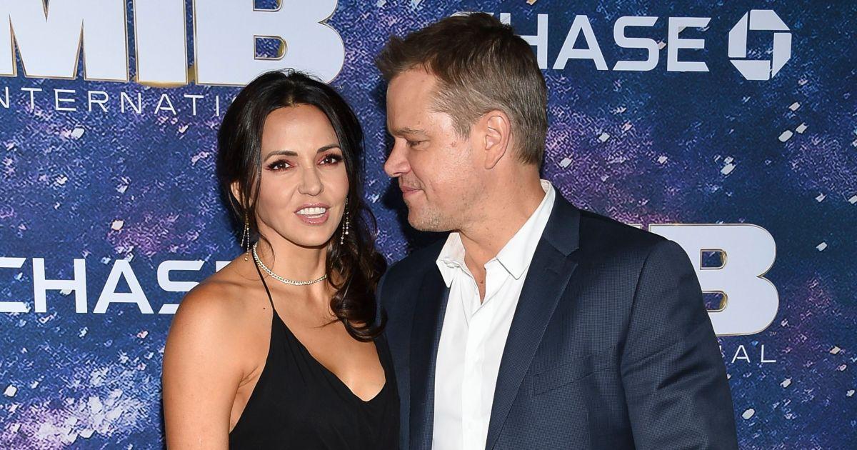Matt Damon's Wife Luciana Barroso: Meet the Actor's ...