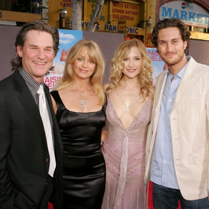 Goldie Hawn family