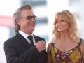 Goldie Hawn and Kurt Russell honored with a star on the Hollywood Walk of Fame, Los Angeles, USA - 04 May 2017