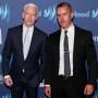 Benjamin Maisani and Anderson Cooper