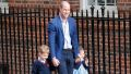 Prince William and kids