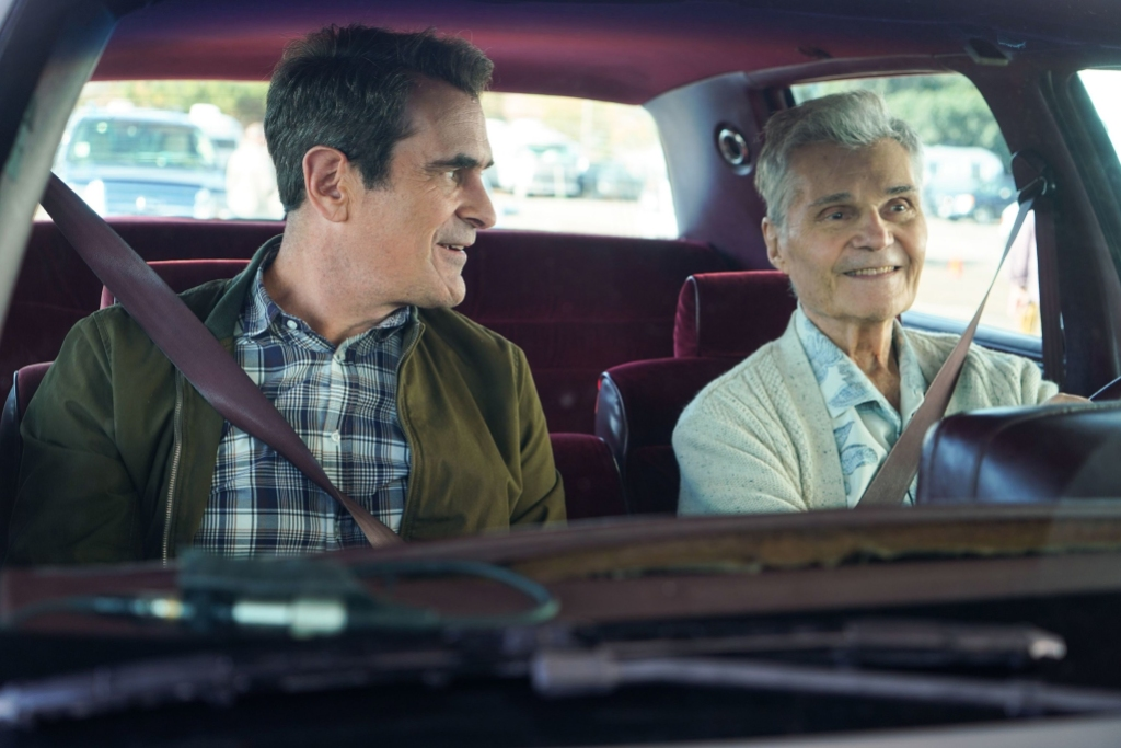 ty burrell fred willard moder family