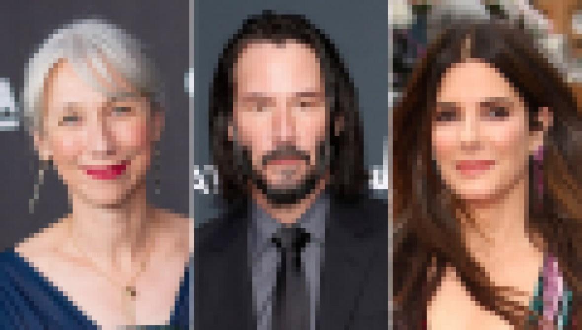 Alexandra Grant Keanu Reeves Sandra Bullock dating history