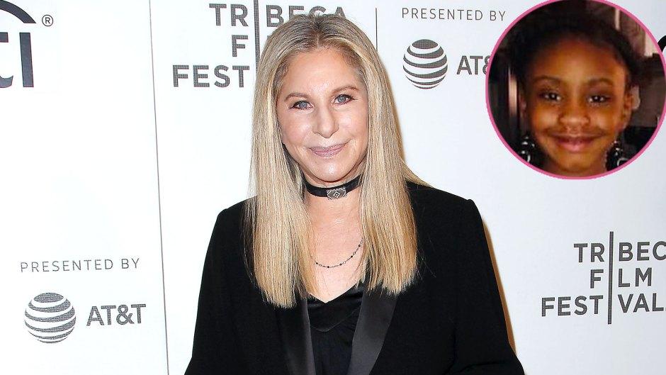 Barbra Streisand Makes George Floyd Daughter a Disney Shareholder