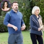 Ben Affleck Mom Christine Is Impressed With How Hands-On Girlfriend Ana de Armas Is With His Kids