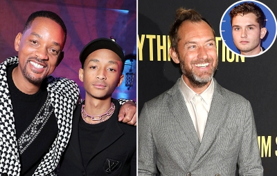Celebrity Sons Who Grew Be Just Handsome Their Famous Dads