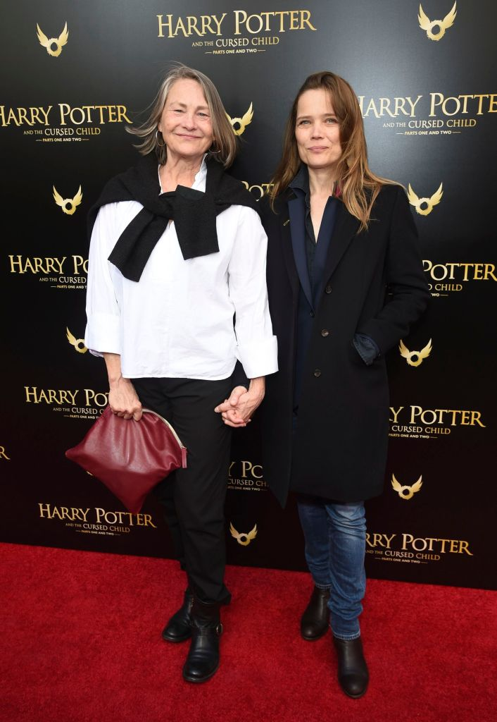 Cherry Jones, Sophie Huber