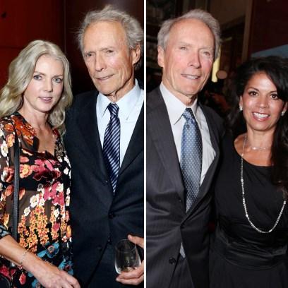 Clint Eastwoods Dating History Christina Sandera Dina Eastwood