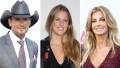 Faith Hill and Tim McGraw Celebrate Daughter Maggie Graduation