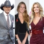 Faith Hill and Tim McGraw Celebrate Daughter Maggie Graduation