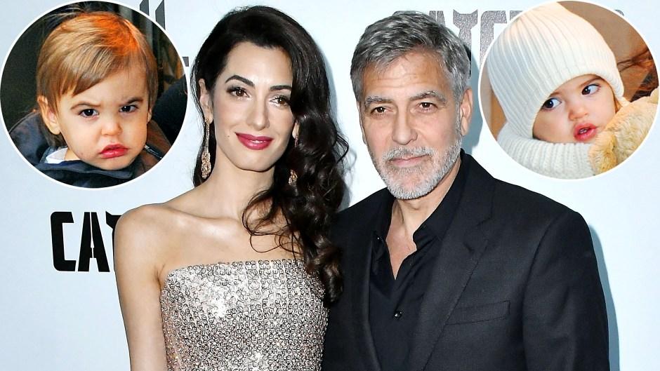 George Amal Clooney Cutest Parenting Quotes