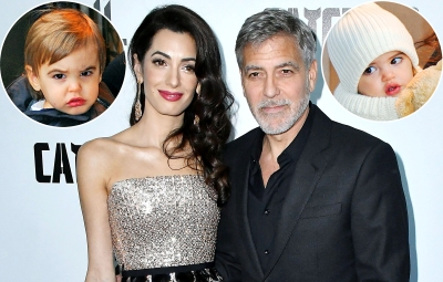 George Amal Clooney Cutest Parenting Quotes