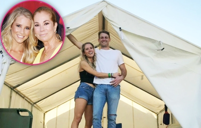 Kathie Lee Gifford Daughter Cassidy Is Married Meet Her Husband Ben Wierda