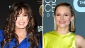 Marie Osmond and Kristen Bell book over videochat