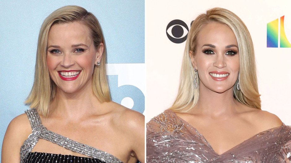 Reese Witherspoon Gushes Over Being Mistaken for Carrie Underwood