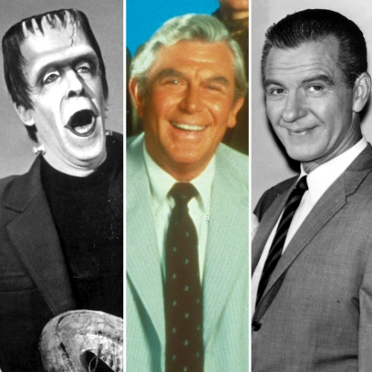 The Best TV Dads in History Fred Gwynne Andy Griffith Hugh Beaumont