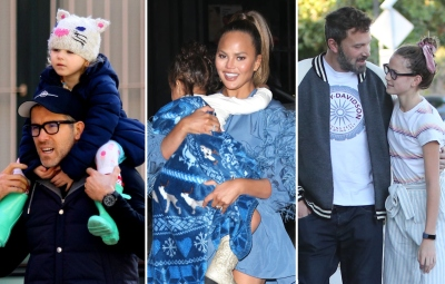 celebrity-kids-make-rare-appearances-with-hollywood-parents-photos