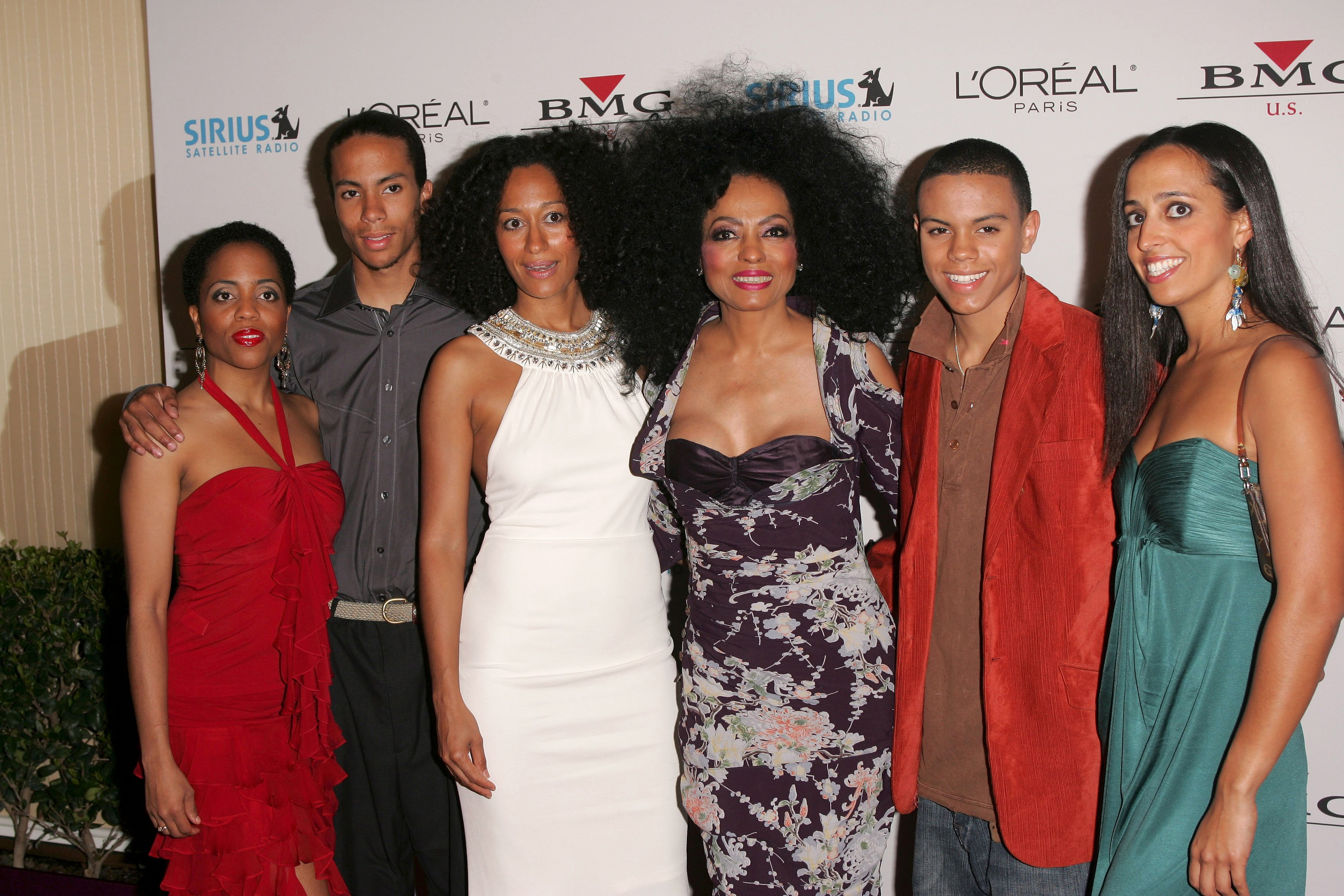 Diana Ross And Her 5 Kids See The Singer S Cutest Family Photos