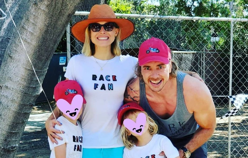 kristen-bell-and-dax-shepards-kids-meet-lincoln-and-delta
