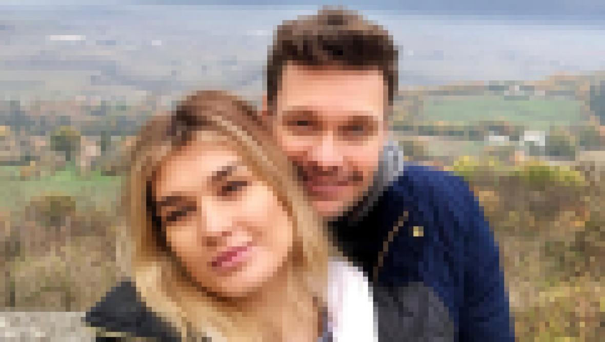ryan-seacrest-and-girlfriend-shayna-taylors-cutest-photos-gallery