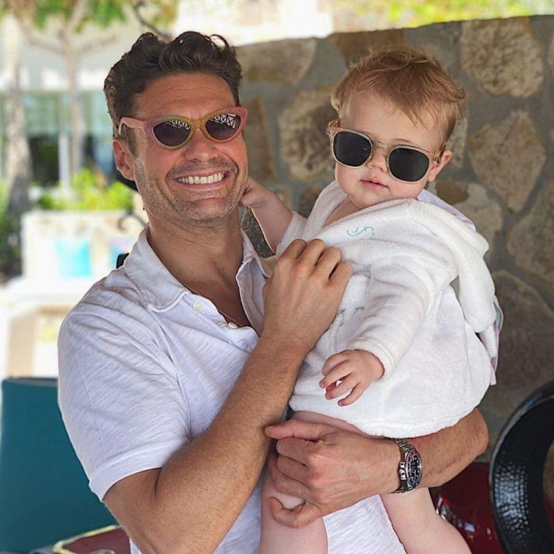 Ryan Seacrest's niece Flora