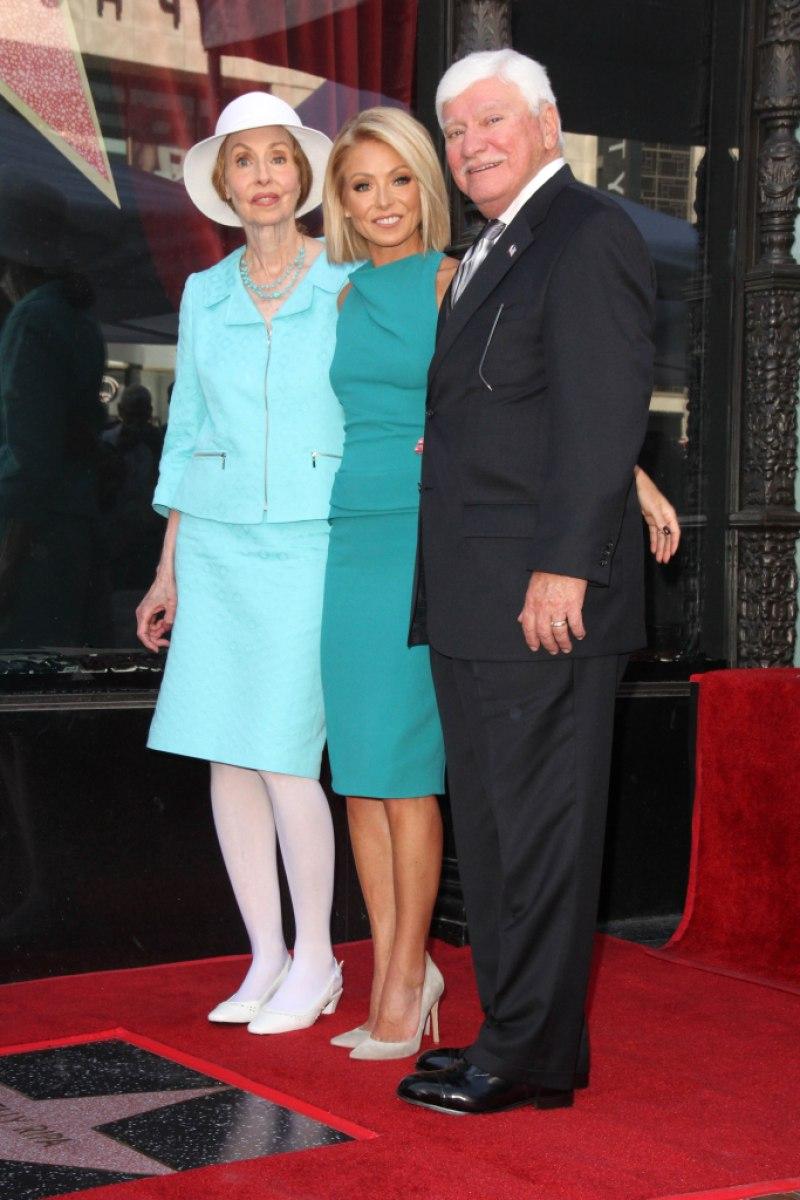 Kelly Ripa's parents